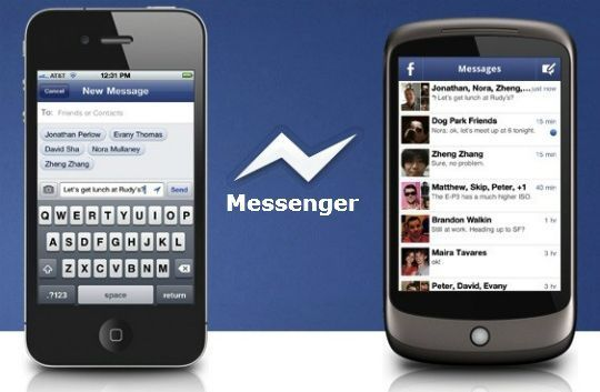 ¡Facebook Messenger a lo Snapchat!