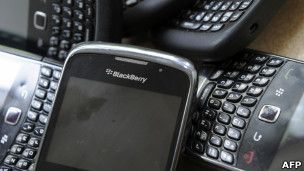 Varios BlackBerry's