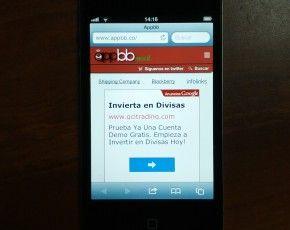 iPhone 4 Negro - Imagen 2