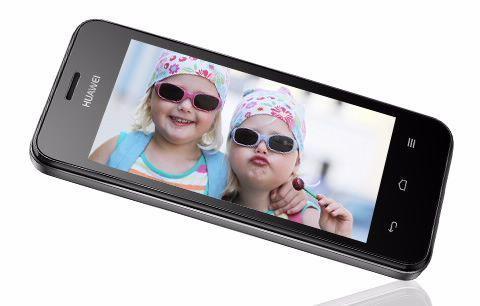 Con el cupo Cadivi: Huawei Ascend Y320, un teléfono rápido, ligero y económico