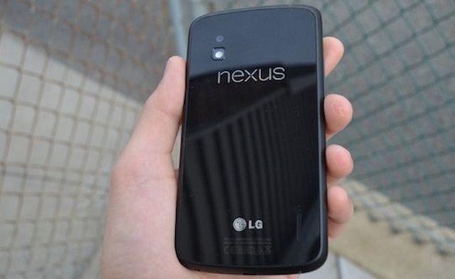 Con el cupo Cadivi: LG Nexus 4, un potente Nexus de Google rápido, elegante y con mucha fluidez