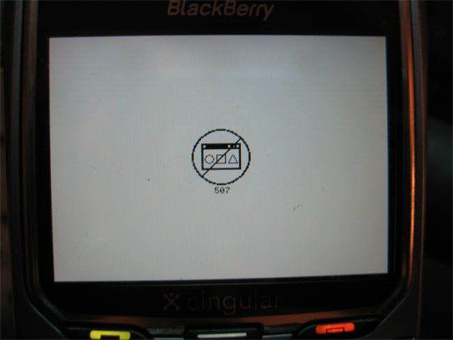 Cómo instalar OS a un BlackBerry «Nukeado» (Recuperar un BlackBerry Dañado)