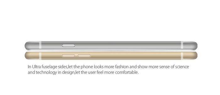 Un smartphone elegante y ligero