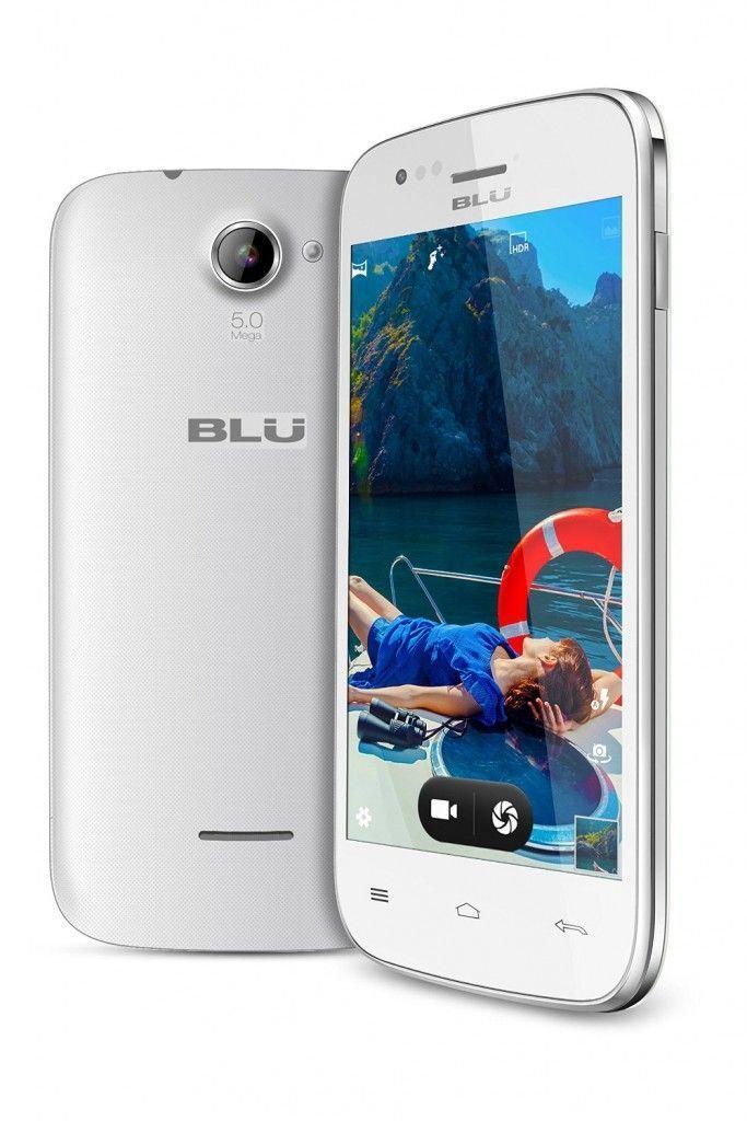 BLU Advance 4.0 posee cámara trasera y delantera