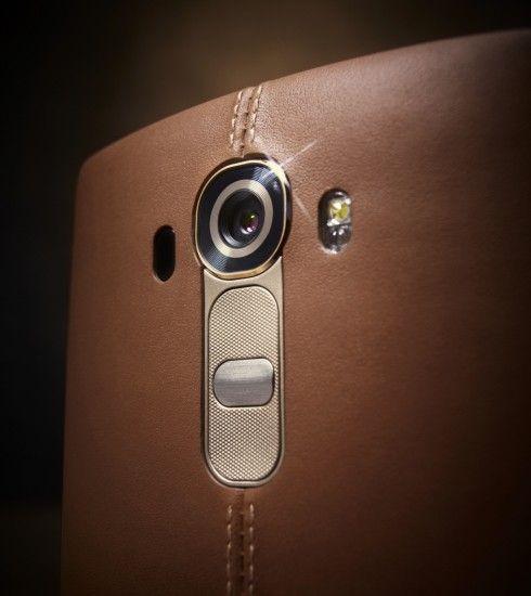LG G4 lo nuevo de LG en 2015