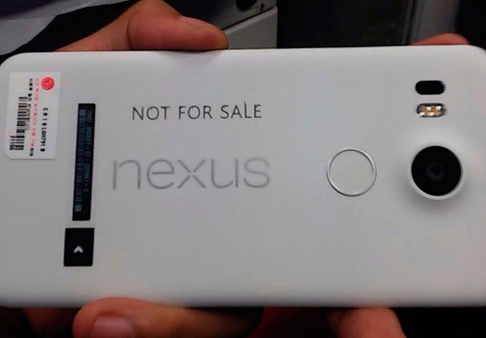 Nexus 5 llega para el mes de septiembre