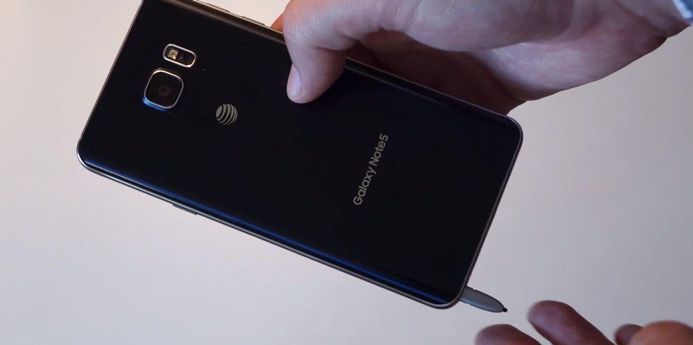 Elimina la deteccion del S-Pen de tu SAMSUNG Galaxy Note 5, con ¨Pengate¨