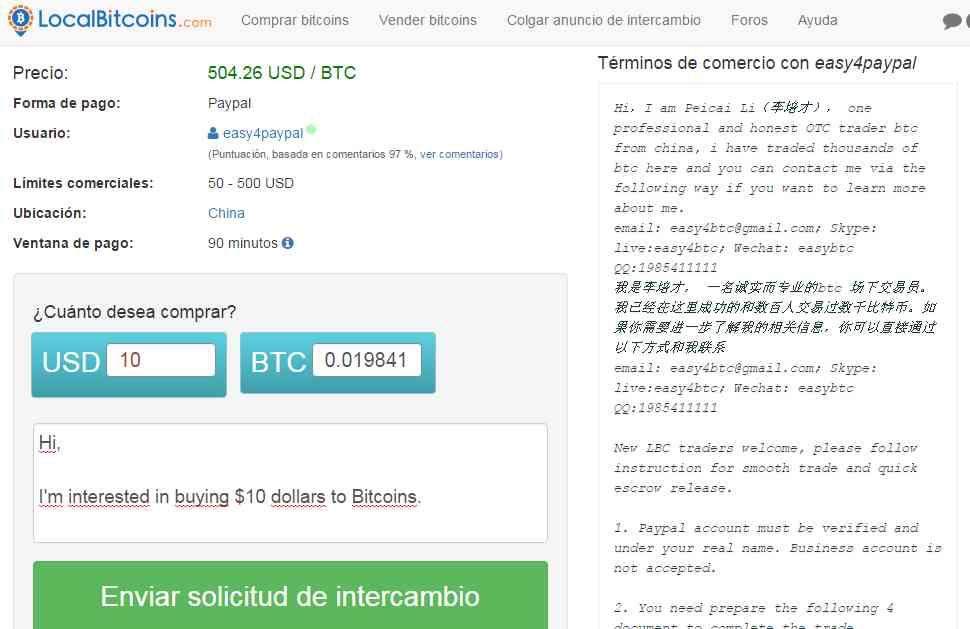 Contacto Con Vendedores De Amazon España