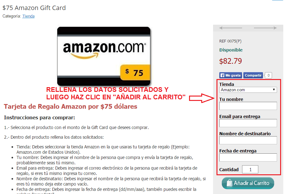 gift cards con paypal