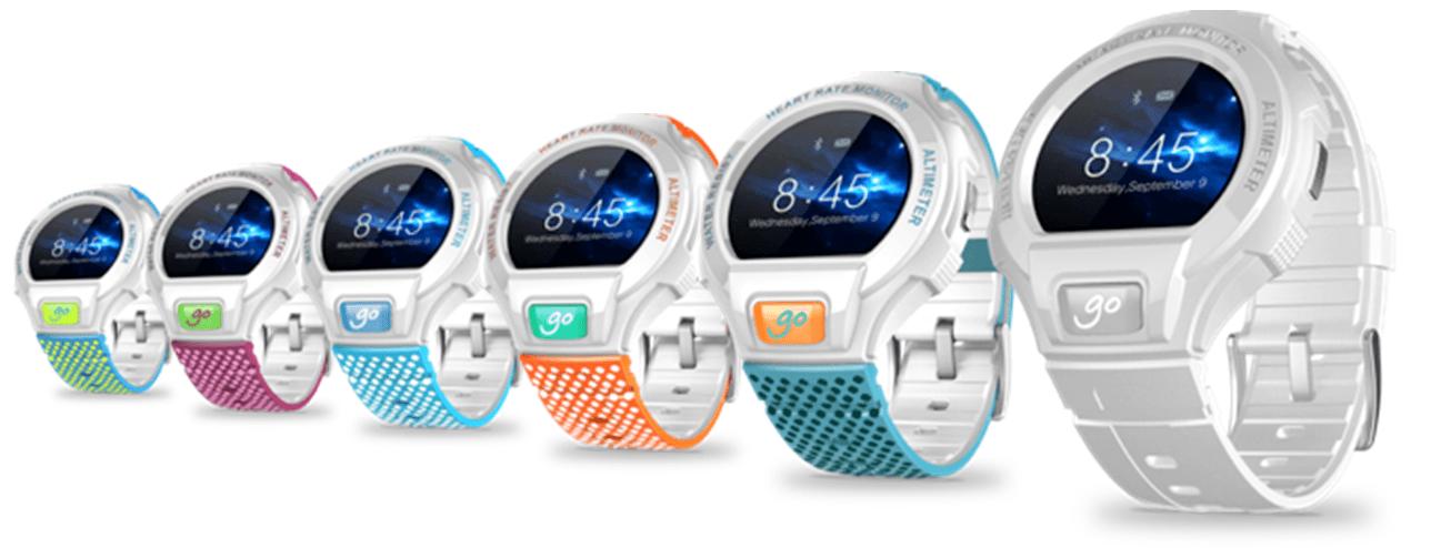 ALCATEL presenta los dispositivos GO Play y Go Watch en el IFA 2015