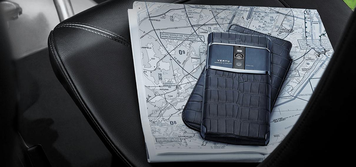 El teléfono de los 9900$ más potente, Vertu Signature Phone