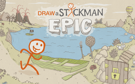 Vuelve un clasico Stickman EPIC 2