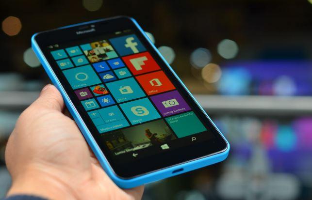 Microsoft acaba de lanzar el Lumia 650