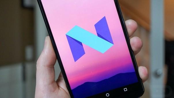 Android Nougat podría salir en el mes de Agosto.