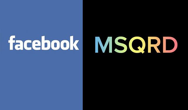 Facebook adquiere MSQRD, la app de filtros más popular del momento