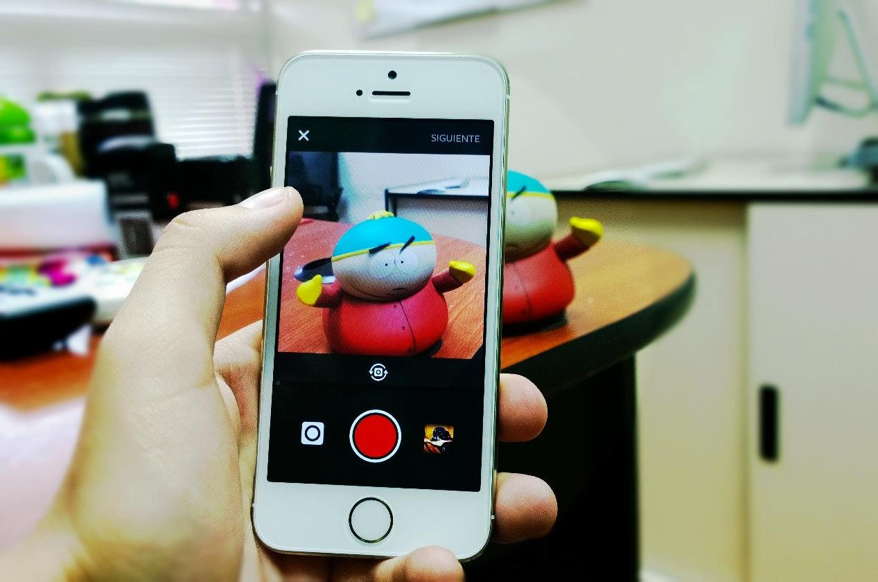 Ahora puedes grabar hasta un maximo de 60 segundos en Instagram