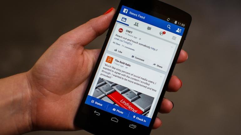 La aplicación de Facebook para Android ya permite subir fotos en calidad HD
