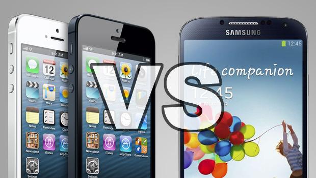 Comparativa de las cosas que hace un Samsung Galaxy S7 y no el iPhone 6S