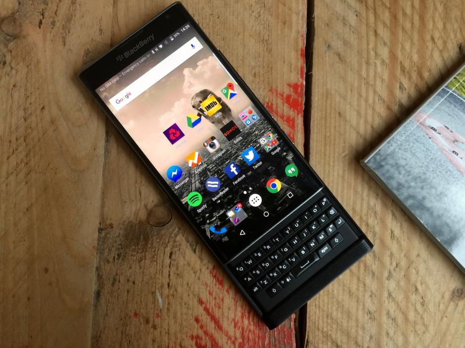 Blackberry continúa: Lanzará dos nuevos teléfonos con Android
