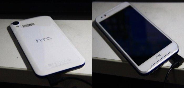 Se filtran imágenes del nuevo HTC Desire 830