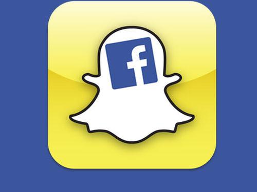 Facebook planifica crear una aplicación parecida a Snapchat