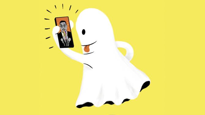 Snapchat y sus nuevos emojis animados