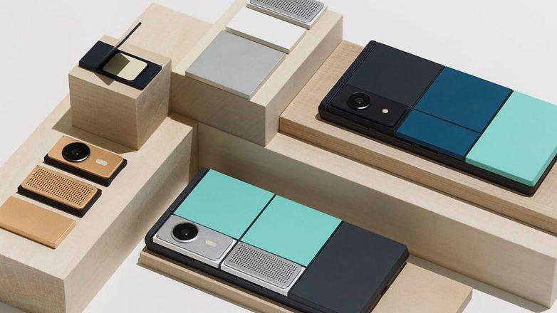 Google esta creando un teléfono modular para el 2017