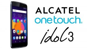 "Alcatel One Touch Idol 3 4.7"" Quad-Core 720p"