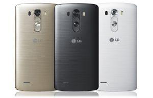 Lg- G3 vista trasera
