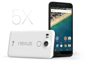 "Google Lg Nexus 5X 5.2"" Quad-Core + Dual-Core"