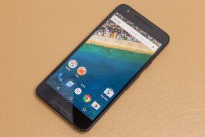 "Google Lg Nexus 5X. 5.2"" Full-HD 1080p."