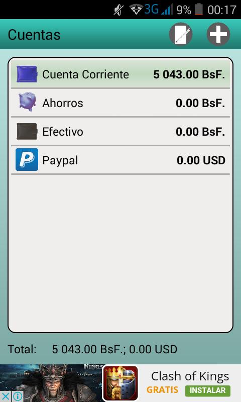 Finanzas: Descubre la mejor APP para tener control de tu dinero desde tu Android