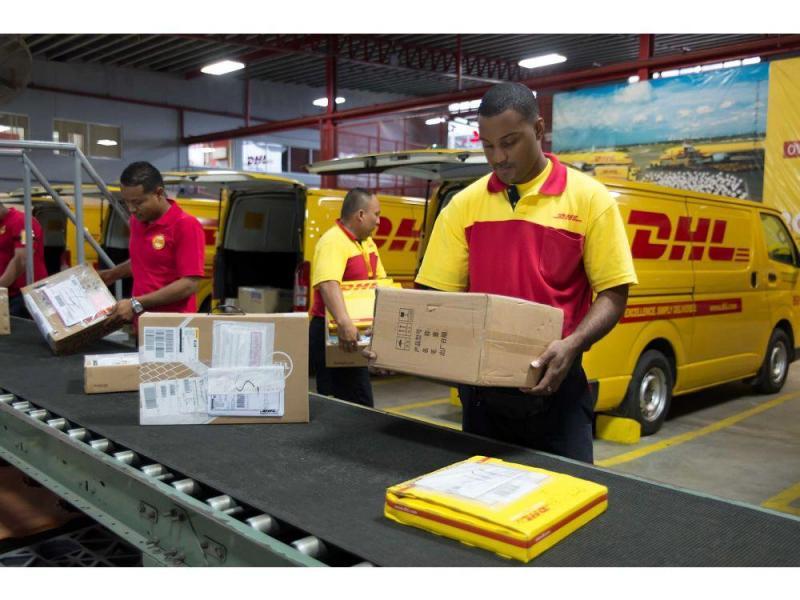 DHL es una de las empresas de transporte de mercancía mas importantes del mundo