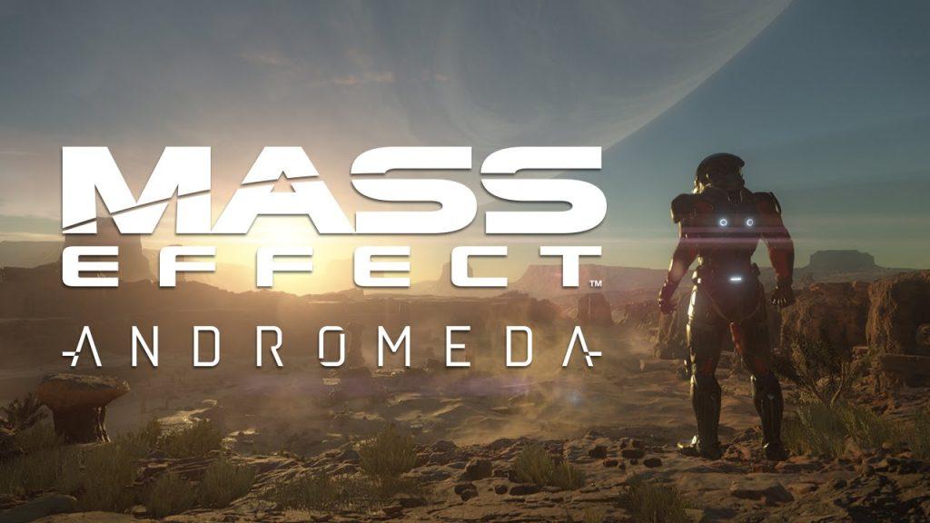 MassEffect Adromeda fue anunciado en el E3