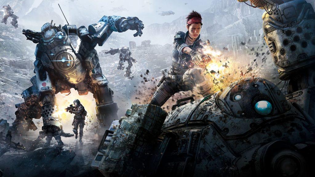 En lo nuevo de ELectronic Arts en el E3, se mostró un increíble gameplay de Titanfall 2.
