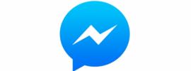 Facebook Messenger te permite chatear con tus contactos de Facebook