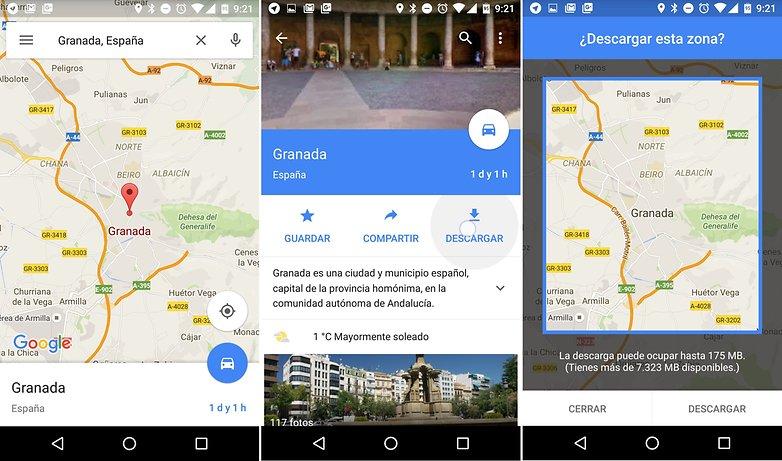 Miles de aplicaciones utilizan Google Maps