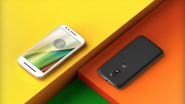 Moto E3 y Moto G4 Play: Lenovo anuncia los modelos más económicos de la línea Moto