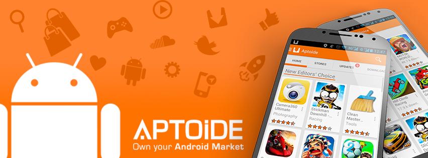 Aprende como instalar aplicaciones gratis con Aptoide