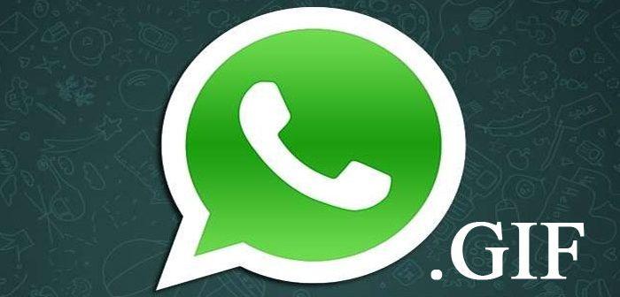Whatsapp implementara el envío de GIF animados en los chats