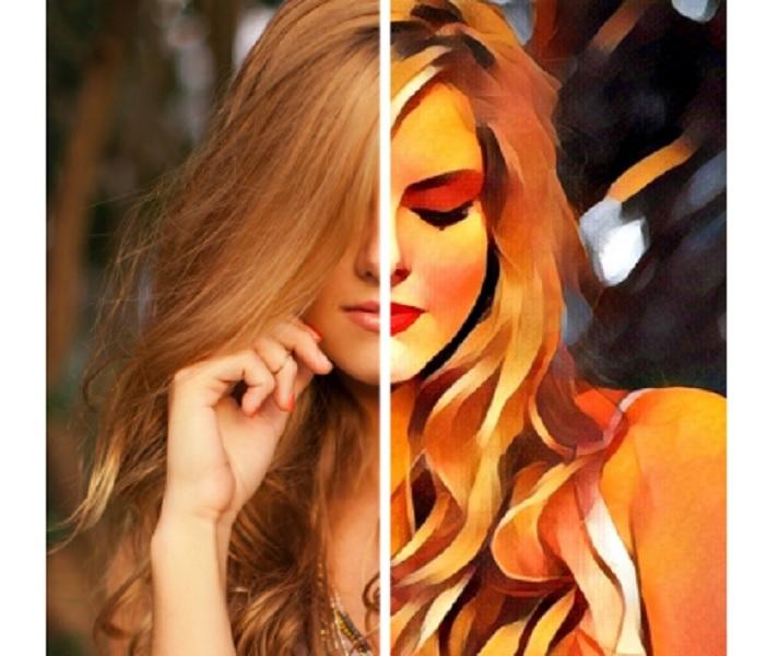 Haz que tus fotos luzcan como una obra de arte con Prisma