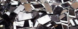 Los smartphones usados componen una gran parte de los desechos electrónicos generados en el mundo
