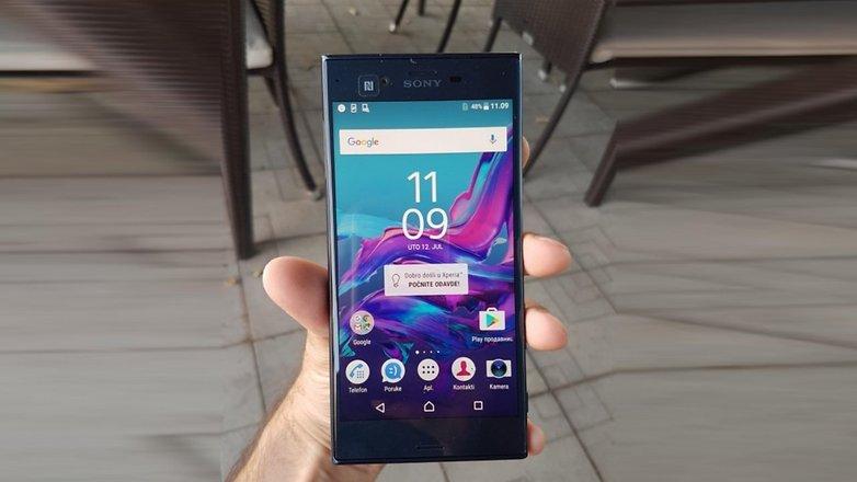 Así se vería el nuevo smartphone de Sony