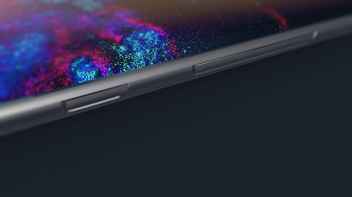 La resolución 4K junto a la pantalla curva crean una experiencia nunca antes vista.