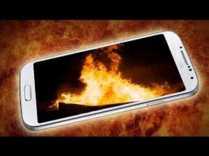 evita el recalentamiento de tu dispositivo movil