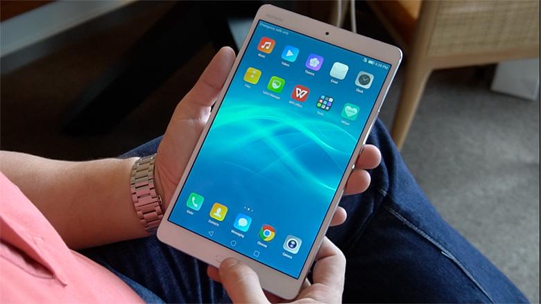 Te presentamos la MediaPad M3 de Huawei