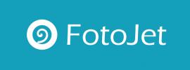 FotoJet mas que un editor también cuenta con diseños personalizados.