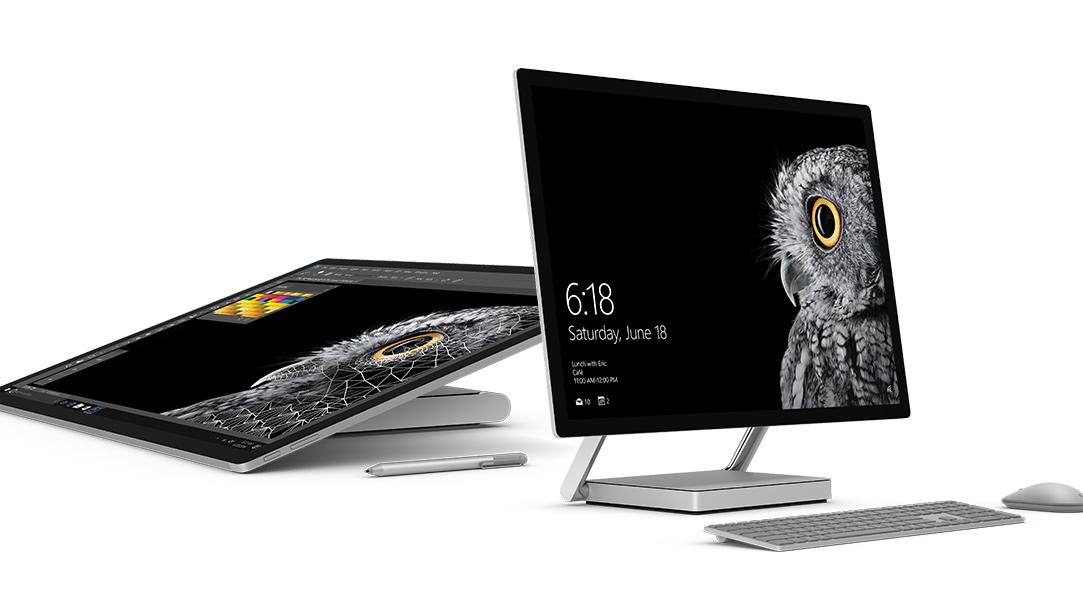 Unas increíbles especificaciones acompañan a esta gran Surface Studio.