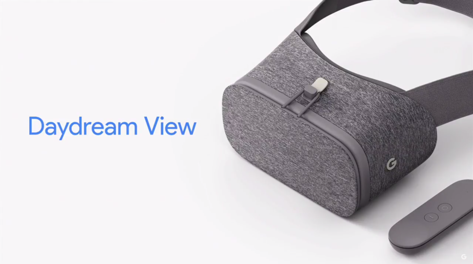 Nuevo dispositivo de realidad virtual por Google