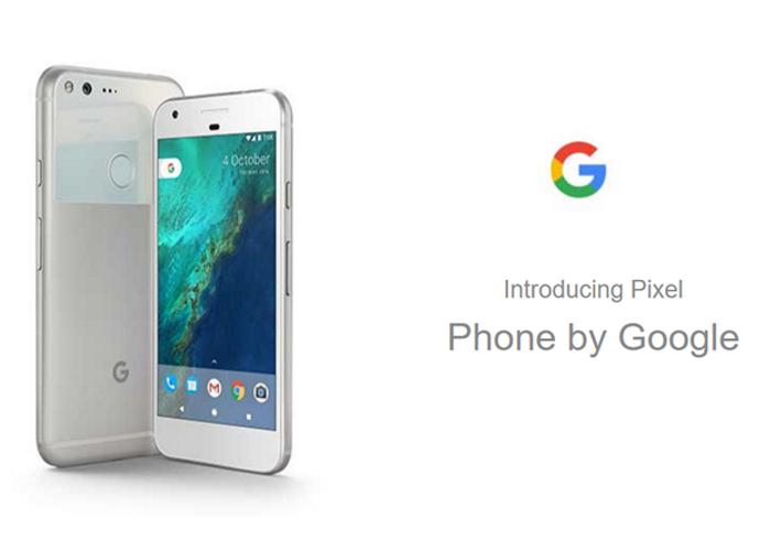 Filtradas las características principales de los nuevos dispositivos de Google pixel y pixel xl